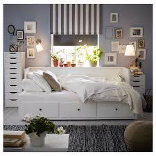 hemnes tagesbettgestell 3 schubladen weiß 80x200 cm