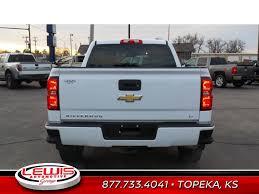 100 Truck Parts Topeka Ks Used 2018 Chevrolet Silverado 1500 LT In KS Lewis Toyota