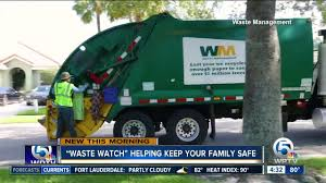 Garbage Truck Drivers Helping Keep Communities Safe