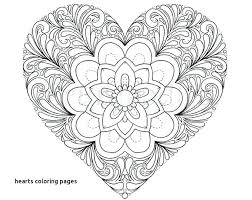 680x540 Coloring Pages Heart Es For Kids Hearts With Wings