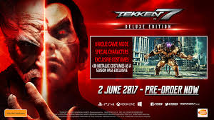 Namco Outdoor Furniture Nz by Tekken 7 Deluxe Edition Ps4 Buy Now At Mighty Ape Nz