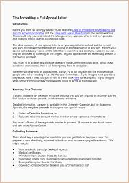 Employment Gaps On Resume Examples Beautiful How To Write A Good Appeal Letter For Secondary School