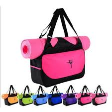 Alibaba China Wholesale Fitness Yoga Bags Custom Gym Mat Tote