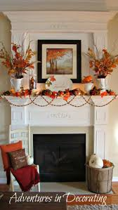 Halloween Pennant Mantel Scarf by Best 25 Thanksgiving Mantle Ideas On Pinterest Cheap