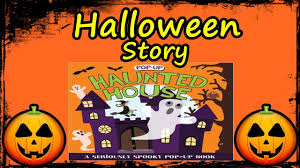 Recommended Halloween Books For Toddlers by Halloween Story For Kids Read Out Loud Story Book Youtube