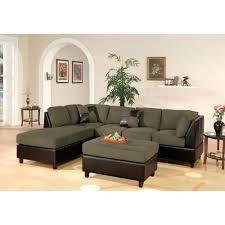 Buchannan Microfiber Sofa Set by Articles With Chocolate Brown Sectional Sofa With Chaise Tag