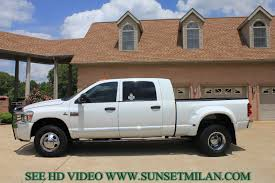 HD VIDEO 2009 DODGE RAM 3500 LARAMIE MEGACAB 4X4 DIESEL USED FOR ...