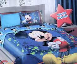 indoor mickey mouse crib bedding ebay n piece disney mickey mouse