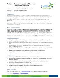Regulatory Affairs Resume Sample Resumes Free Templates Of Specialist Cv