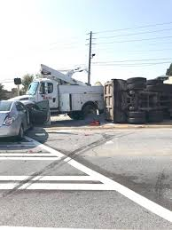 UPDATE: West Avenue Plagued By Accidents | Local News ... A View Of An Overturned Truck On Highway In Accident Stock Traffic Moving Again After Overturned 18wheeler Dumps Trash On Truck Outside Of Belvedere Shuts Down Sthbound Rt 141 Us 171 Minor Injuries Blocks 285 Lanes Wsbtv At Millport New Caan Advtiser Drawing Machine Photo Image Road Brutal Winds Overturn Trucks York Bridge Abc13com Dump Blocks All Northbound Lanes I95 In Rear Wheels Skidded Royalty Free