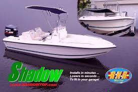 Isinglass Curtains Center Console by Contender Boats T Folding T Tops Boat Shade Kits T