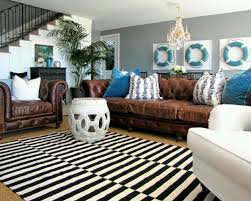 fabulous living room ideas with brown furniture marvelous living