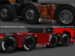 100 Exhaust For Trucks EXHAUSTS FOR TRUCKS V12 BY NICO2K4 ETS2 Mods Euro Truck