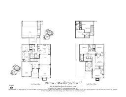 David Weekley Homes Austin Floor Plans by New Mueller Listing Standard Pacific Duren Floor Plan Mueller