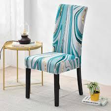 spandex stretch esszimmer stuhl abdeckung große elastische