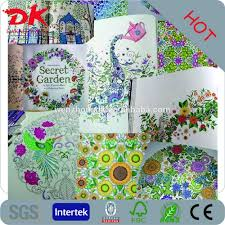 Posh Adult Coloring Book For Relaxation Printer In China On Wholesale