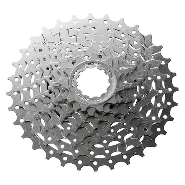 Shimano HG400 9 Speed Mountain Bike Cassette - CS-HG400-9 - Bulk Pack of 10 (11-34)