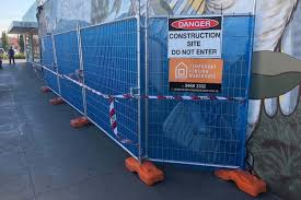 100 The Warehouse Northcote Temporary Fencing