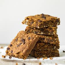 Healthy Chocolate Pumpkin Desserts by Pumpkin Oatmeal Anytime Squares Vegan Gluten Free Oil Free