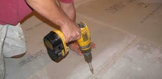 Tiling A Bathroom Floor Over Linoleum by Installing Tile Over A Wood Subfloor Today U0027s Homeowner