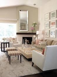 Fancy Rustic Glam Living Room