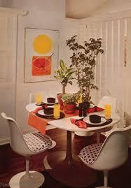 1970s Modular Dinette Set