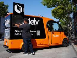California Start-up Announces Historic Autonomous Delivery Van Deal ...