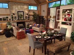 QVC Built This Set Just For VALERIE PARR HILL To Show Her Decorations
