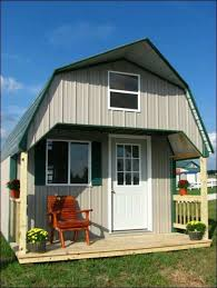 Tuff Shed Barn House by 23 Original Storage Sheds Into Homes Pixelmari Com