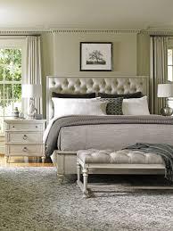 Oyster Bay Sag Harbor Tufted Upholstered Bed