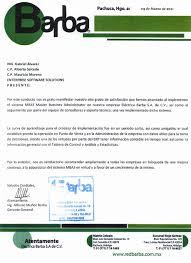 Ejemplo De Carta De Recomendacion Nicaragua