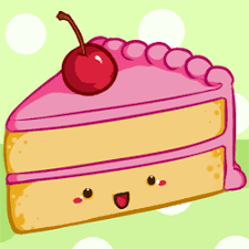 Drawing Cute Cake