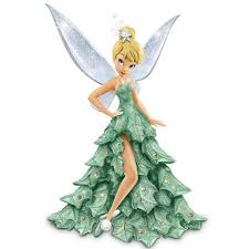 Christmas Tree Toppers Disney by Tinkerbell Christmas Tree Toppers U2013 Disney Fairy Charm Glowing