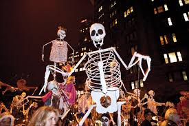 Halloween In Nyc Guide Highlighting by Halloween Village Halloween Parade In Nyc Guide Plus When It