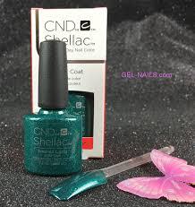 Cnd Shellac Led Lamp Instructions by Cnd Shellac Emerald Lights 91260 Gel Color Coat L Gel Nails Com