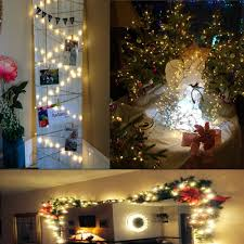 Christmas Tree 6ft Ebay by 8x 20 Led Fairy String Lights Starry Copper Wire Lights