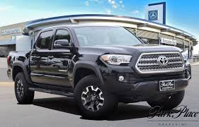 Toyota Vehicles For Sale - Park Place
