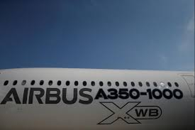 100 Star Lux Airbus To Sell 17 A350s To Taiwans Reuters