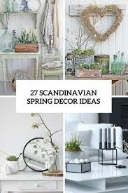 Scandinavian Spring Home Decor Ideas Cover