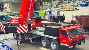RC MODEL TRUCK CRANE SMS IN SCALE 1:8 LIFTS A LOCOMOTIVE ... 118 5ch Remote Control Rc Crane Heavy Cstruction Lifting Truck Car 6 Channel Electric Wireless Toy Flatbed Semi Trailer 24g 120 Toys For Kids Pickup Rc Tow Vehicles For Boys 4 Wheel Drive Authorized Mercedes Lego Ideas Lego Pneumatic Scania Logging C51013w Mobile Time Toybar Dickie Mega Set With Cars Trucks Planes Baby Suppliers And Manufacturers At Whosale Huina 1577 2in1 Forklift Rtr 24ghz Silverlit Power In Fun Deluxe Builder Mini Fork Lift Radio