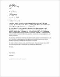 Unique Paralegal Cover Letter No Experience Sample Resume And