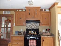 Primitive Kitchen Decorating Ideas by Manufactured Home Decorating Ideas Primitive Country Style