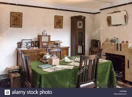 1940's Dining Room, Milestones Museum, Basingstoke ...