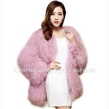 Cx G A 111a Korea Ladies Fashion Clothing Mongolian Fur Winter Womens Coats