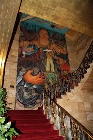 san francisco diego rivera murals the city club celebrates 80th birthday of diego rivera s san