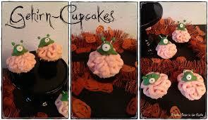 fräulein in der küche gehirn cupcakes