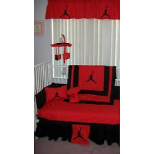 michael jordan crib bedding set your choice of new colors