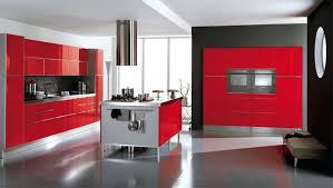 Full Image For Red Black And Cream Kitchen Decor Dark Oak Cabinets Tan Ideas