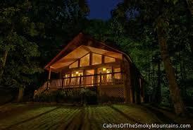 Pigeon Forge Cabin In the Woods 2 Bedroom Sleeps 4