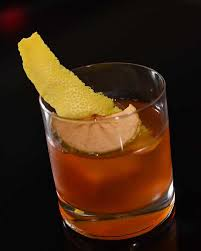 Headless Horseman Pumpkin Spice Whiskey by New Cocktails To Enjoy At The Fontainebleau Hotel In Miami Beach